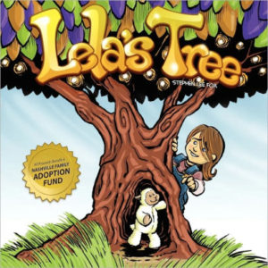 Lela's Tree - A Children's/Kid's book about adoption